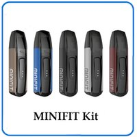 Justfog MINIFIT Pods Starter Kits 370mAh All- in- one Vape Kit...