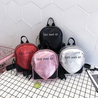 2019 New Style Fashion Hot Women' s Mini Backpack Leathe...