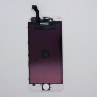 عرض بريميوم لفون 6 شاشة LCD لوحات اللمس محول الأرقام استبدال الجمعية