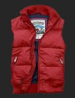 Juvenil por mayor popularidad Escudo Canadá bolsillo de la manera de la decoración del diseñador del Mens ganso abajo conceden la chaqueta de algodón Chalecos Abrigos Abrigos