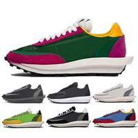 Luxus-Designer Freizeitschuhe Sacai LDV Waffle Daybreak Trainers Herren Turnschuhe für Frauen Designer Tripe S Sport-laufende Schuhe Größe Eur 36-45