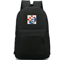 Динамо рюкзак GNK Загреб клуб день пакет Хорватия D футбольная школа сумка футбол packsack качество рюкзак Спорт школьный открытый рюкзак
