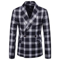 Nouvelle arrivée Vêtements Veste de costume de printemps Blazer Hommes Mode Slim Hommes Costumes Casual Costumes Blazers hommes