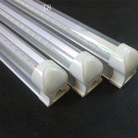 Crecer Tubo T8 T5 Plant luces LED integrado 60cm 90cm 120cm AC185-245V bulbos de lámparas de espectro completo de luz directa cultivo de hortalizas en China