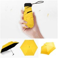 Rainy Day Pocket Umbrella Mini Folding Sun Umbrellas Parasol...
