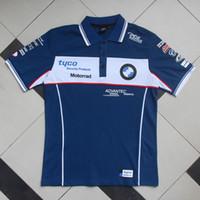 Motociclismo Motocross Motocross Moto T-shirt Hombres de manga corta Transpirable Ropa casual Ropa de conducción polo