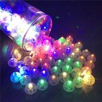 flash LED Interruptor globo 10pcs / Lot luminosa Lámparas de luz Vaso Bar linterna decoración de Navidad decoraciones de la fiesta de cumpleaños de la boda