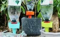 حار الحديقة فناء الري بالتنقيط الري الالي جهاز مع البطيء الإصدار تبديل صمام التحكم، الساقي النبات، صاحبة المسامير نظام الري