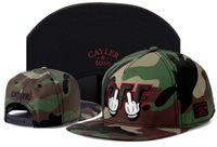 Kamuflaj Tasarımcı Şapka Caps Erkekler KAPALI Eller Casquette Cappelli Firmati Beyzbol şapkası Tasarım Snapback Sokak Hip Hop Topu Baba Hat Caps