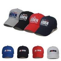 Joe Biden Baseball-Mütze 8 Styles amerikanische Wahl justierbare Hüte Außen Brief Stickerei Joe 2020 Cap Party-Hüte T2C5113-1