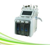 6 in 1 Vakuum Blackheadremover hydro Dermabrasion Maschine Mitesser entfernen Wasser Dermabrasion Maschine