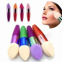 Maquillaje Esponja Blending Foundation Cosmetic Puff Flawless Powder Smooth Beauty Face Powder Puff Brush Brushes