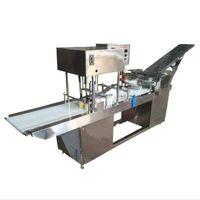 La commande numérique par ordinateur a cuit à la vapeur le pain tordu par pain cuit à la vapeur faisant la machine diviseur de pâte de machine