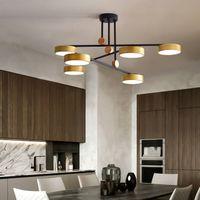 pingente moderno lâmpadas do teto de luxo de moda de iluminação criativa fantasia levou luzes pingente nórdicos para o quarto dinning room bar restaurante