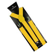 36 colori per adulti bretella cinghie donne / uomo di Y-back bretelle Clip-on cinghie elastiche cinghia di colore della caramella bretelle regolabili 1000pcs GGA2860