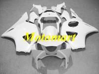 Motorcycle Fairing kit for HONDA CBR900RR 954 02 03 CBR 900RR 2002 2003 ABS All white Fairings set+gifts HE07