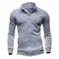 Brand clothing Men' s Sweatshirt Zipper Cardigan Jacket ...