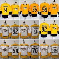 Frauen / Jugend Nashville Predators Jersey 9 Filip Forsberg 35 Pekka Rinne 59 Roman Josi 76 P.K. Subban 92 Ryan Johansen Hockey-Trikots