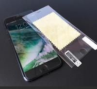 Voor iPhone XS MAX XR 11 PRO X 8 7 6 Plus Ultra Clear Transparent Beschermfilm Dusticht Zachte PET-schermbeschermer