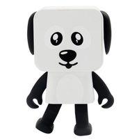 DHL 2018 Mini Altavoz Bluetooth inteligentes Bailar juguete perro Altavoces Nueva Multi altavoces Bluetooth portátiles juguetes regalo creativo Altavoz