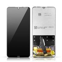 50pcs Huawei P 스마트 P7 P8 P9 P10 P20 Lite 수리 및 교체 DHL 용 고품질 휴대 전화 LCD 터치 스크린 어셈블리 패널