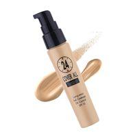 2019 Prêt à expédier Fondation Compatise Maquillage Couverture Couverture Primer Compagnon Base Professional Face Maquillage Contour Palette Palette Maquillage
