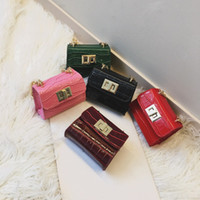 Kids Purses 2019 Newest Korean Stone Pattern Mini Princess C...
