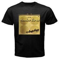 New Hoodoo Gurus Ampology Rock Band Legend Men' s Black ...