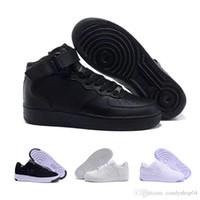 d75eff52f314 nike zoom mit Kasten Großhandels beiläufigen Schuhen hoher Spitzenqualität  neuer Mann modische hohe obere weiße niedrige