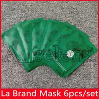 Drop Shipping Heiße berühmte La Markengesicht Reparatur-Maske der Behandlungslotion Hydratisierungsmaske 6-teiliges Gesichtsmasken-Kit