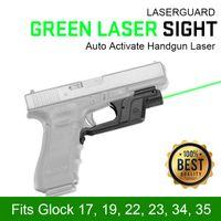 PPT Attivazione frontale Verde Laser Sight FitS G17 G Vista laser per la caccia cl20-0033