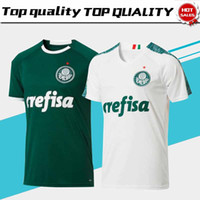 636a35b721c New 2019 20 Palmeiras Home Green Away White Soccer Jersey 2019 Palmeiras  Away Soccer Shirt 19 20 Football Shirt Home Green Uniform Sales