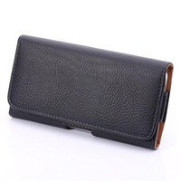 Universal Horizontal Man' s PU Leather Holster cellphone...