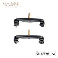NAOMI Violon Épaule Reste Pieds 2 PCS Violon Épaule Reste Jambes Pieds Remplacements Pour 1/2 1/4 Violon Partie Accessoires