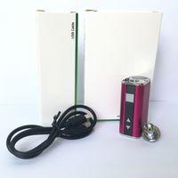 Mini 10W Battery Box Mod 1050mAh VV Vape Baterie USB Passhrough Opłata za kabel USB Adapter E CIGS Elektroniczne papierosy Vape Mods