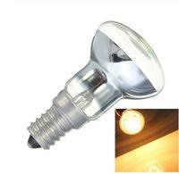 Edison Ampul 30 W E14 Işık Tutucu R39 Reflektör Spot Ampul Lava Lamba Akkor Filament Vintage Lamba Ev Malzemeleri