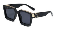 Neueste Sommer Mode Frau Fahren Sonnenbrille Damen Strand Sonnenbrille Radfahren Mann Eyewear Schwarze Sonnenbrille UV 400 6Farbe Freies Verschiffen