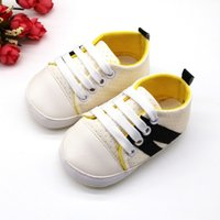Baby Boys Girls PU Shoes Toddler Sneakers Anti- Slip Infant 0...