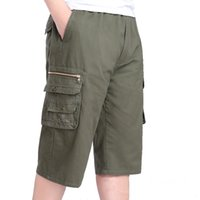 Hot Summer Casual Shorts Hommes Mode Marque Boardshorts Cotton Homme Cargo Shorts Confortable Bermuda Beach Plus Size 4XL