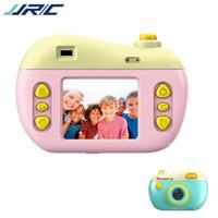 JJRC V01 Karikatur-Kind-8-Megapixel-HD-Kamera-Spiel-Spieler-Spielwaren, nettes Videogerät, Mini-SLR, Digitalkamera, Weihnachten Kid Geburtstagsgeschenk, 2-1