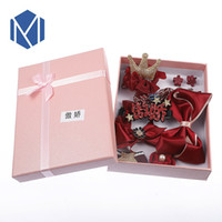 Kids Lace Bow Ribbon Gift Crown Hairpins Cute Hair Clip Prin...