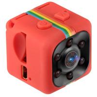 Фабрика продажи SQ11 мини камеры HD 1080P ночного видения мини видеокамера действия камеры DV видео голосово-рекордер микрокамера