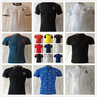 2019 2020 Real Madrid polo da uomo ralph hommes 19 20 camicie firmate uomo polo da uomo firmate magliette da uomo firmate polo