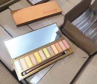 2019 neue Kosmetik Lidschatten-Palette 12 Farben-Augen-Schatten Maquillage Nackt Palette 2019 nk Honig Qualitätspaletten DHL2019 neue Cosmeti gesetzt
