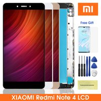 5. 5 Inch For Xiaomi Redmi Note 4 LCD Display With Touch Scre...