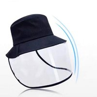 In Stock Adult Anti- spitting Bucket Cap With Dustproof Cover...