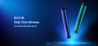 의 HQd 맥심 일회용 포드 장치 280mAh 배터리 1.25ml 카트리지 300 퍼프 Vape 펜 키트 일회용 Vape 장치 무료 배송