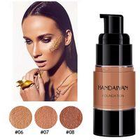 Makyaj Liquide Vakfı Bronzlaştırıcı Maquillage Yüzlü Güzellik Makyaj Paleti Astar Kozmetik Tarte Ücretsiz Kargo Makyaj