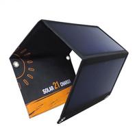 Chargeur solaire portable 15W 21W 28W pour chargeur de panneau solaire pliable pour téléphone portable et camping