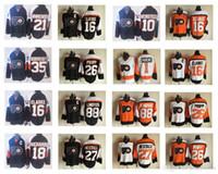 2019 Stade Series Philadelphia Flyers Carter Hart Claude Giroux Simmonds Patrick Shayne Gostisbehere Travis Konecny Jakub Voracek Jersey